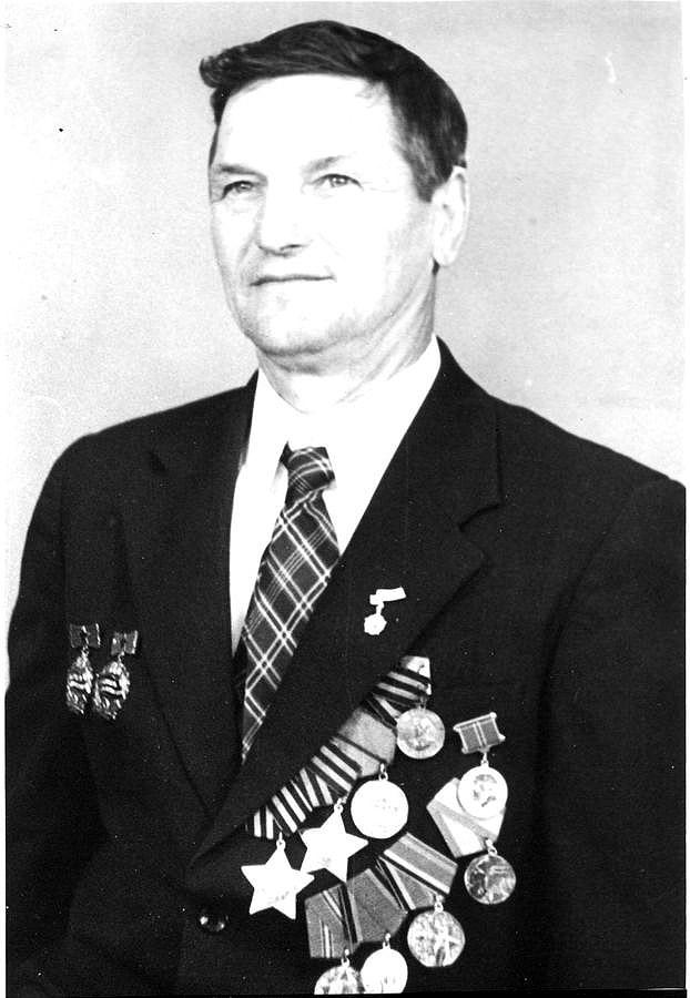 Пирог Михаил Дмитриевич