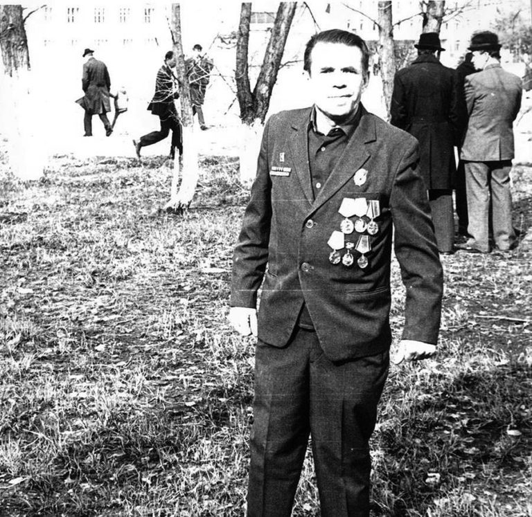 Сальников Борис Алексеевич