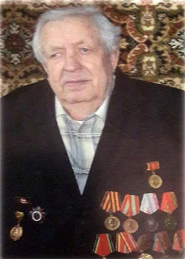 Санаров Никита Иванович