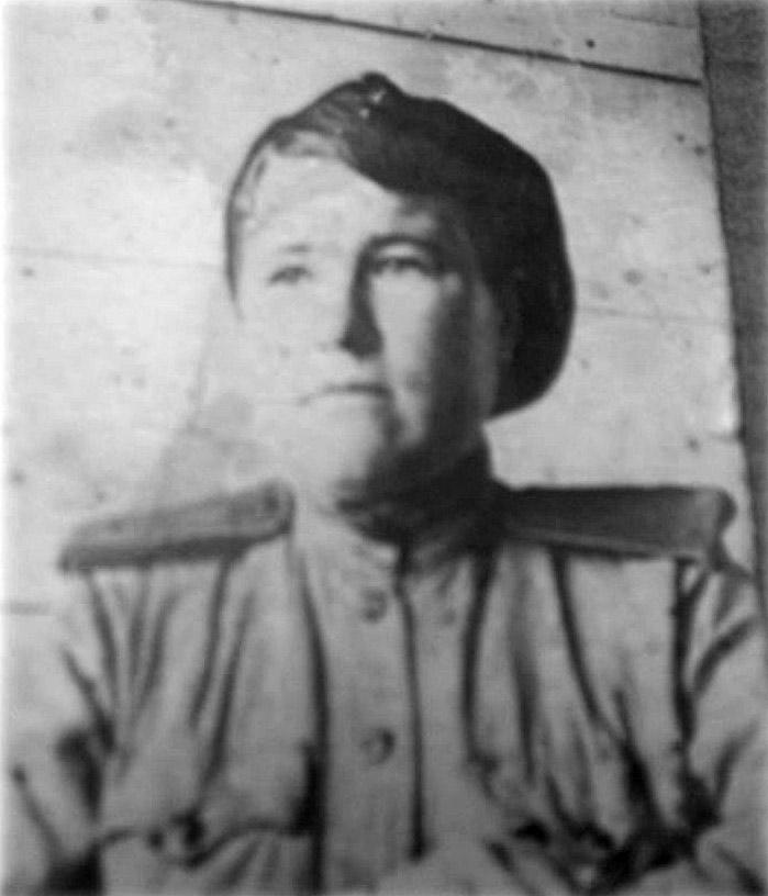 Сарматина Анастасия Яковлевна