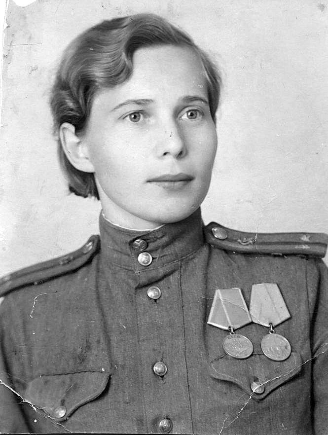 Шереметьева Елизавета Ивановна