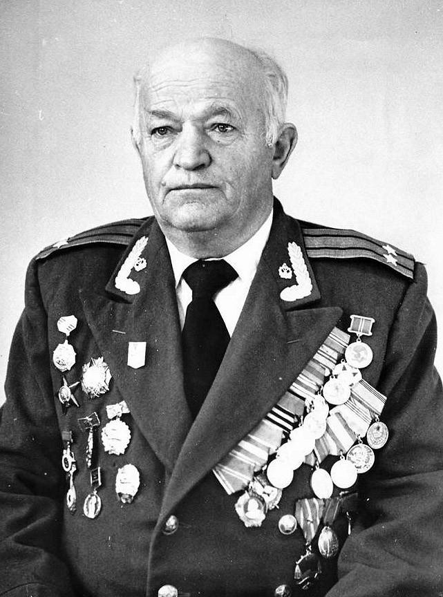 Шевченко Владимир Никанорович