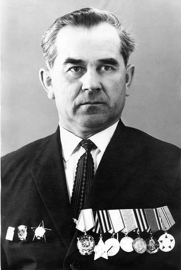 Шматок Иван Кондратьевич