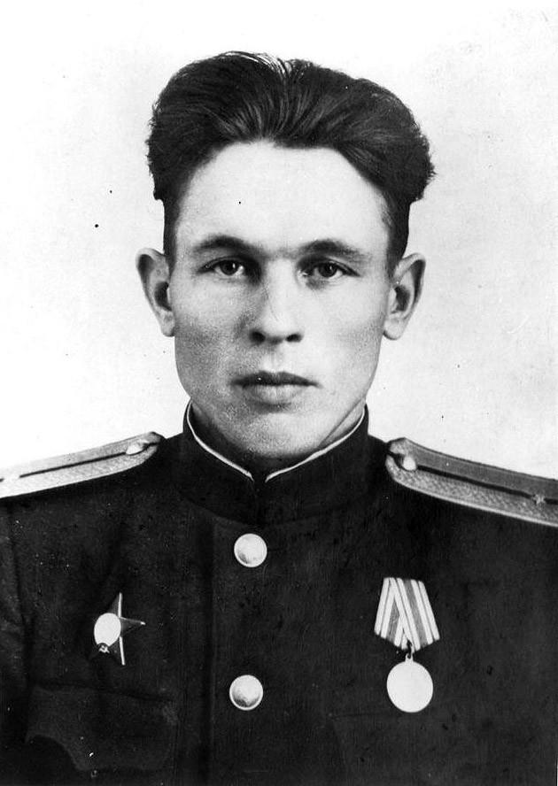 Синявский Тимофей Андреевич