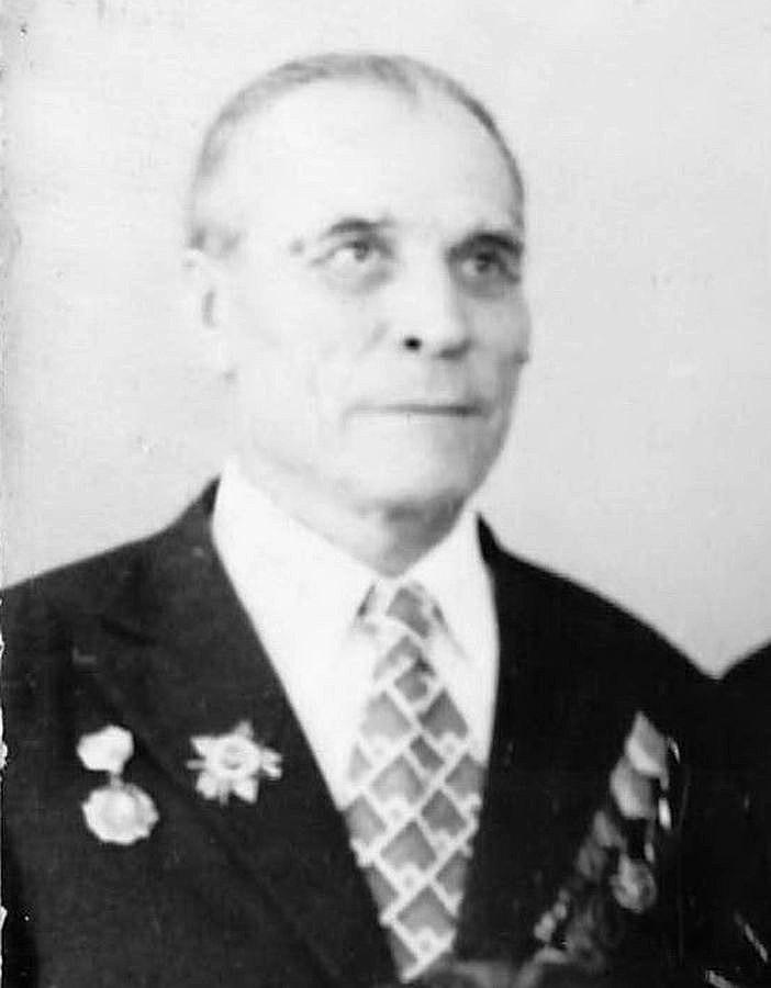 Слюньков Борис Ефимович