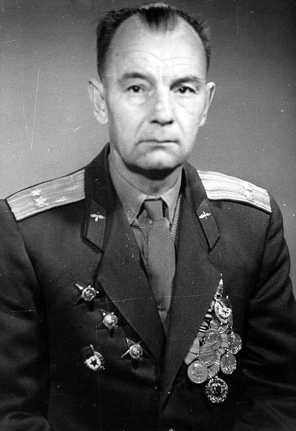 Сморгунов Василий Тихонович