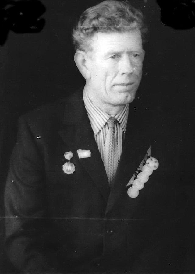 Соломай Василий Яковлевич