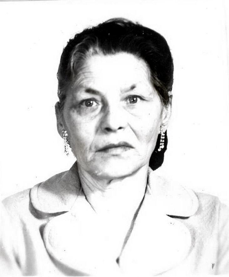 Тарских Анна Ивановна