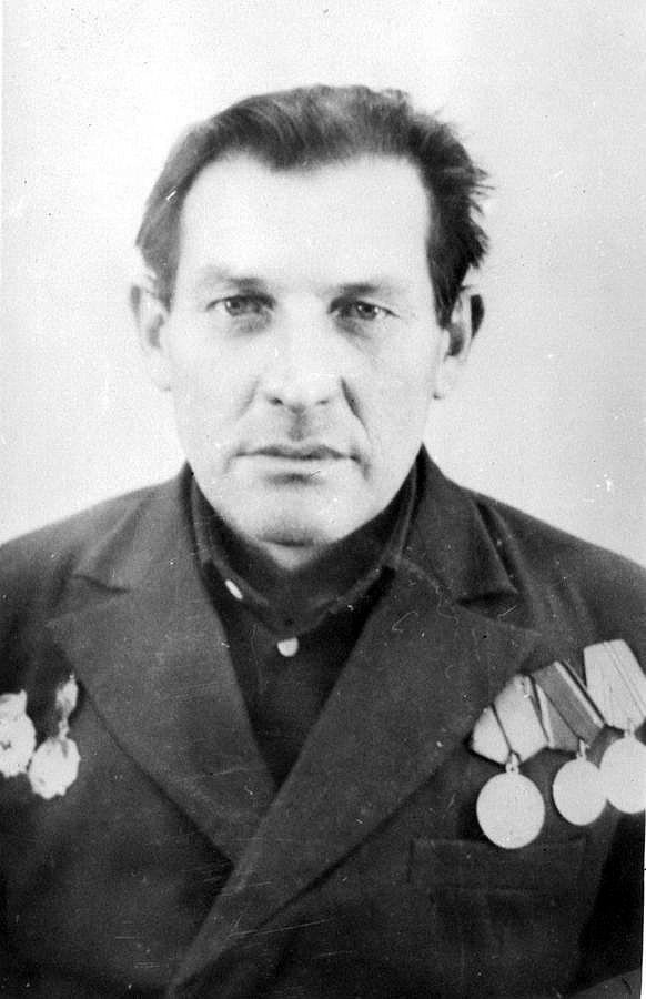 Топорков Егор Кириллович