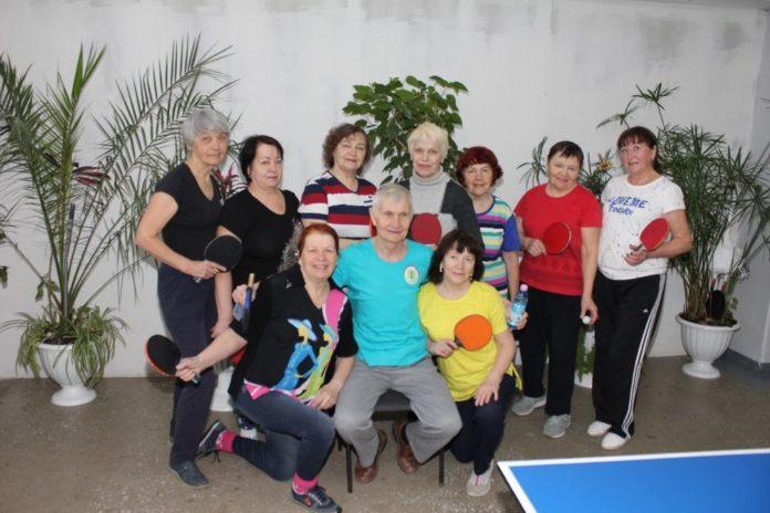 Активный теннис