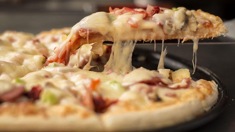 В этой пицце есть всё, что любят дети