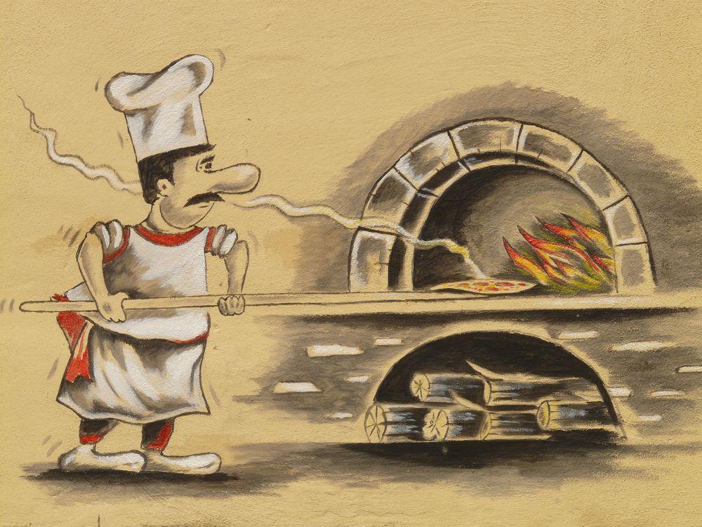 Пицца - нельзя не соблазниться