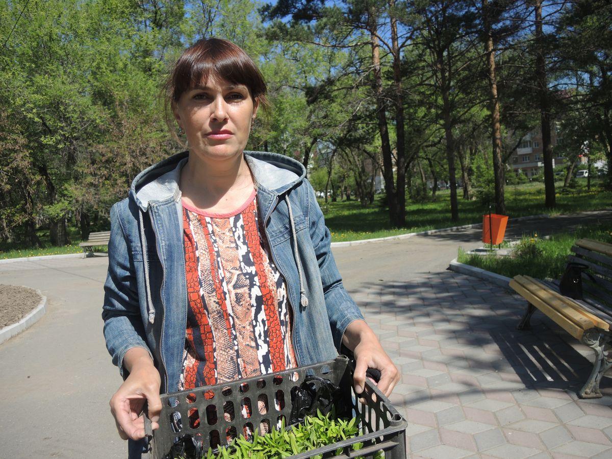 Алина Левус
