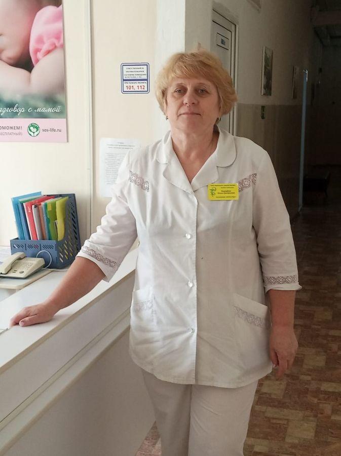 Медсестра палаты новорожденных и недоношенных детей - Ольга Евграфова