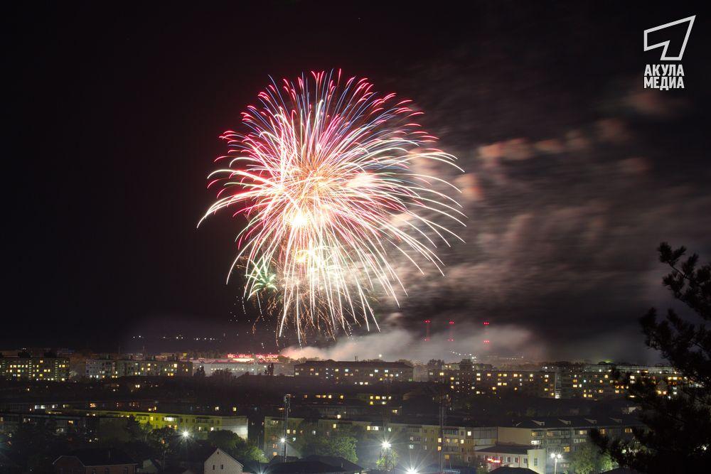 Арсеньев отметил День города