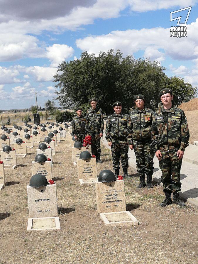 Экипаж бронекатера БК-31