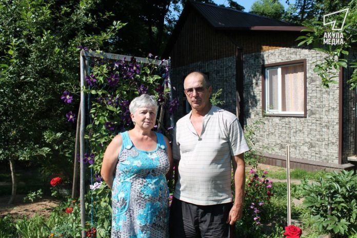 Супруги Бондарь