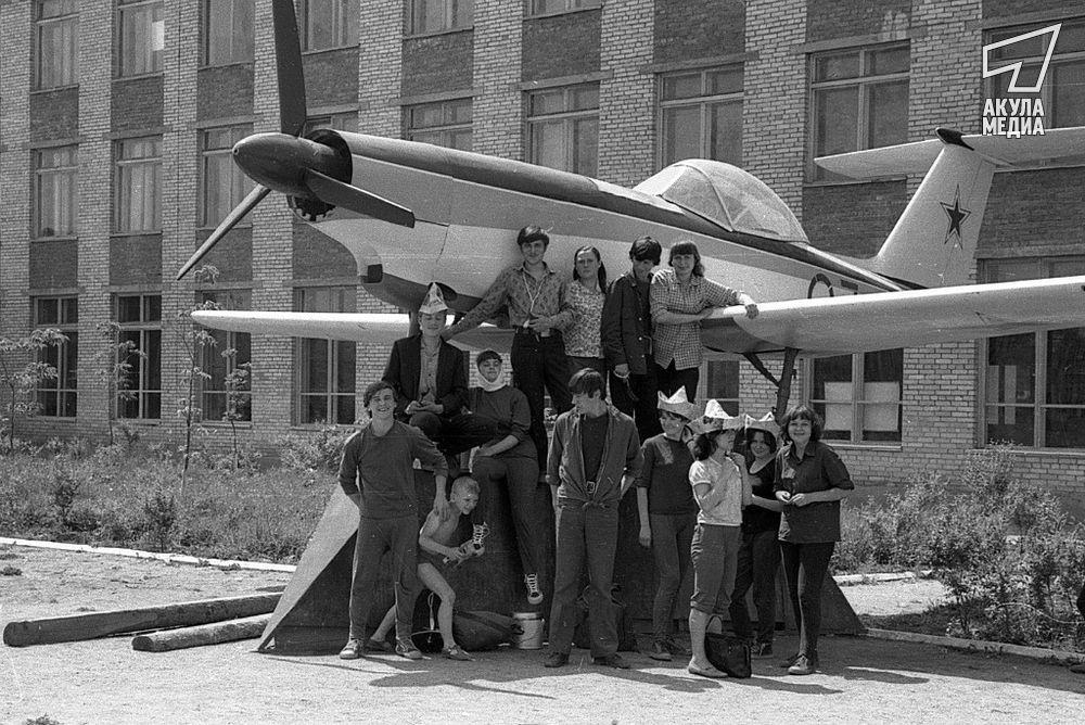 Самолет И-701