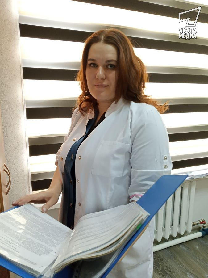 Профессия – молодой доктор