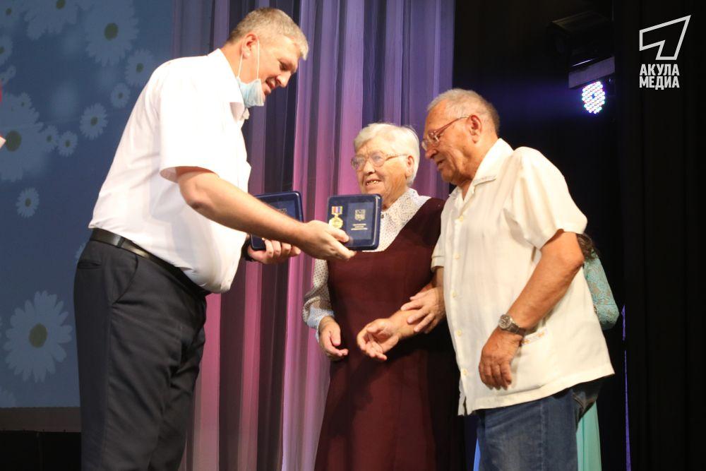 Памятные награды - за любовь и верность
